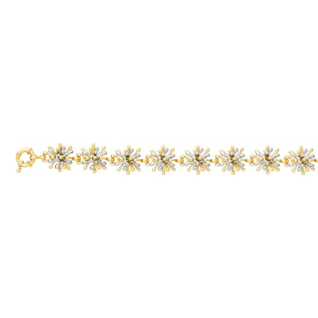 Jourdan - Bracelet Bijoux Plaqué or - pas cher Achat   Vente Bracelets -  RueDuCommerce 2db03d21370d