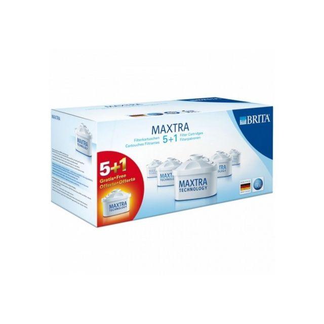 brita filtre pour carafe filtrante maxtra 6 pcs pas cher achat vente service de verres. Black Bedroom Furniture Sets. Home Design Ideas