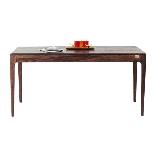 Karedesign Table Brooklyn walnut 175x90cm Kare Design