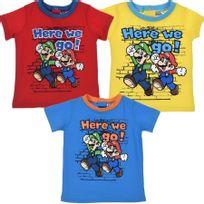Super Mario - T-shirt