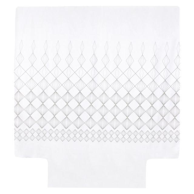 linnea housse de couette 300x240 cm 100 coton forever. Black Bedroom Furniture Sets. Home Design Ideas