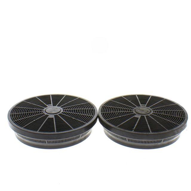 Candy Filtre charbon diametre 145 x 30 mm type Acm14 pour Hotte
