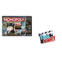 HASBRO GAMING - Jeu de société Monopoly Électronique Ultime - B66771010