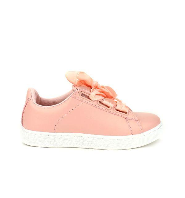 Cendriyon Baskets Pink Loly Moo