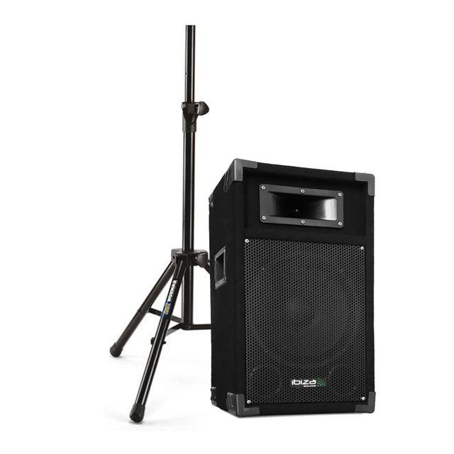 Ibiza Sound Enceinte sono passive 250W 25cm 10