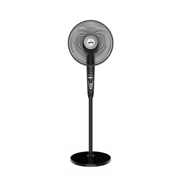e w t ewt ventilateur sur pied oscillant 360 3 vitesses t l commande turnado 360 revolution. Black Bedroom Furniture Sets. Home Design Ideas