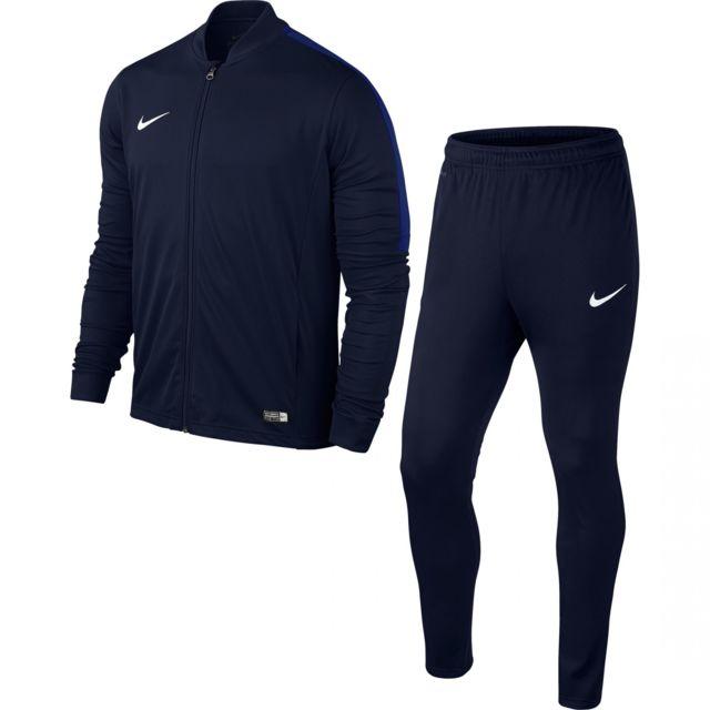 Nike Survêtement Knit Academy 16 Homme pas cher Achat