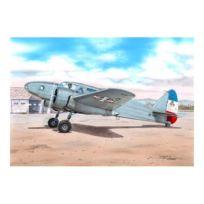 Azur - Maquette avion 1/72 : Caproni Ca.310 Libeccio, sous les couleurs Yougoslave, Croate et Hongroise