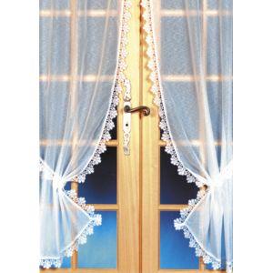 homemaison rideau 39 bonne femme 39 fond sabl pas cher achat vente voilage rueducommerce. Black Bedroom Furniture Sets. Home Design Ideas