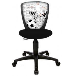 Topstar Chaise de bureau enfant Sige de bureau enfant Swap