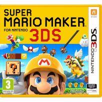 NINTENDO - Super Mario Maker - Jeu 3DS