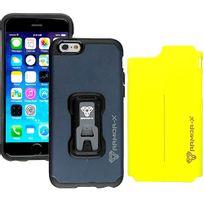 Armor-x - Coque Rugged QuickStand pour Phone 6 de 4,7 pouces Cx-i6-BLYL