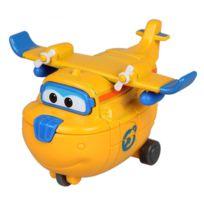 Auldey Toys - Mini figurine Super Wings en métal : Donnie