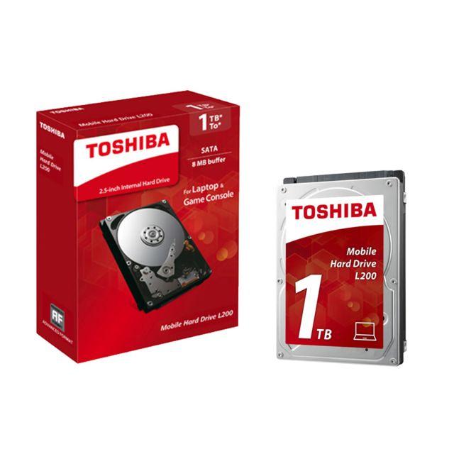 TOSHIBA L200 1 To