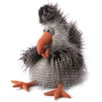 Sigikid - Peluche Poule Cheerio Chicken Beasts