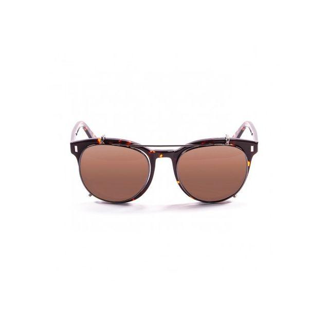 6d597a15f69b47 Ocean Sunglasses - Mr-frankly Brun - pas cher Achat   Vente Lunettes  Tendance - RueDuCommerce