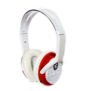 autre fd bt 668s casque audio bluetooth st r o rouge pas cher achat vente casque. Black Bedroom Furniture Sets. Home Design Ideas