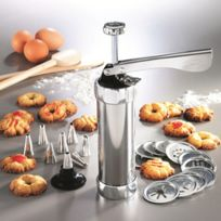 Baumalu - 450149 - coffret presse à biscuit 13 disques