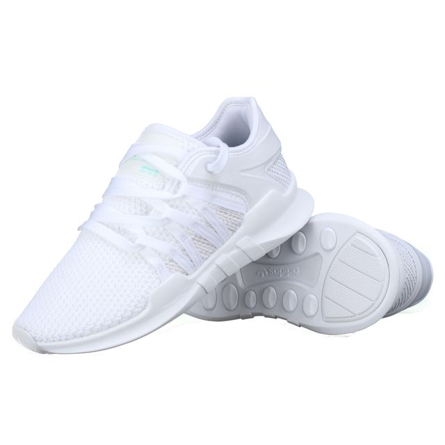 size 40 c6205 32d4e Adidas - Basket Adidas Eqt Racing Adv W By9796 Blanc