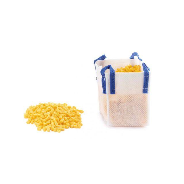 Siku Modèle réduit : Accessoires granulés jaunes