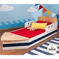 KIDKRAFT - Lit bateau pour enfants