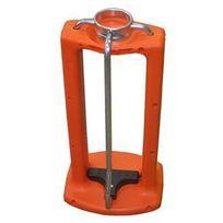 Ecogam - Compacteur de bouteille écologique Orange - Compacto