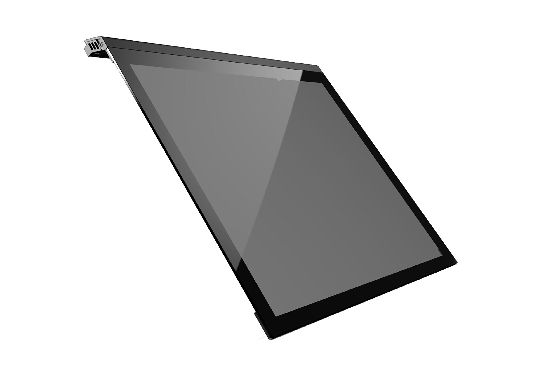 Silent Base 601/801 Glass Window