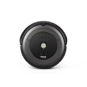 aspirateur robot roomba soldes. Black Bedroom Furniture Sets. Home Design Ideas