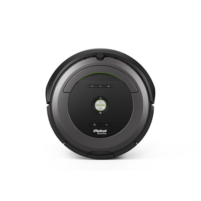 irobot aspirateur robot roomba 681 r681040 achat aspirateur robot. Black Bedroom Furniture Sets. Home Design Ideas