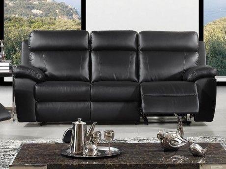 canap relax achat vente de canap pas cher. Black Bedroom Furniture Sets. Home Design Ideas