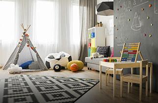 Rentrée Maison - Chambre enfant 3-6 ans