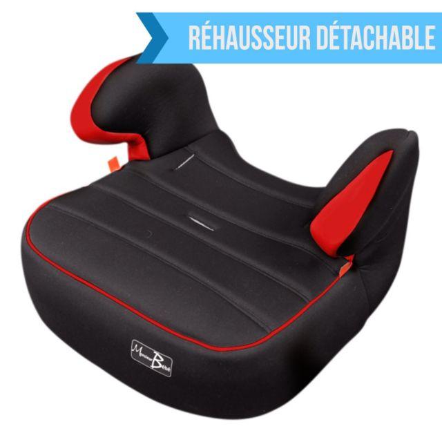 MONSIEUR BEBE - Siège auto et rehausseur - Groupe 1.2.3 de 9 à 36kg