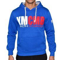 Ymcmb - Sweat à Capuche - Homme - Hs46 Rich Gang - Bleu Royal