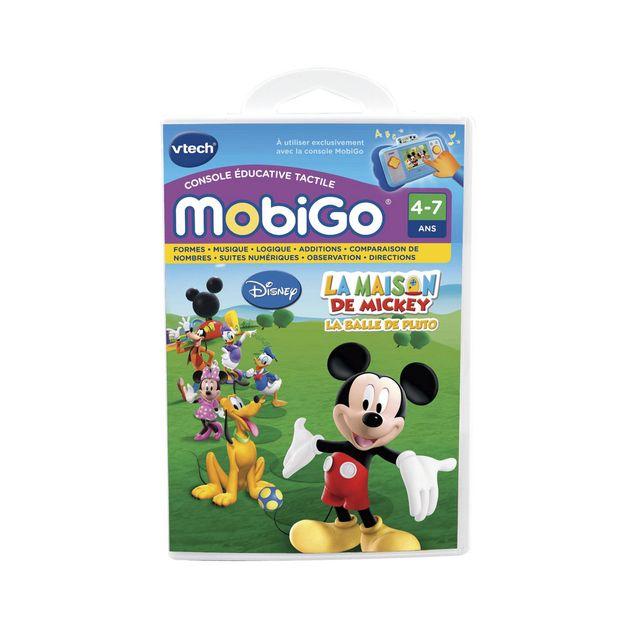 VTECH Jeu Mobigo - La maison de Mickey - 250505