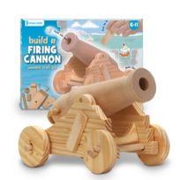 Fiesta - Crafts - T-2612 - Puzzles - Canon En Bois