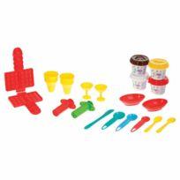 Be Toys - Kit Pâte à modeler Dessert - 15 Accessoires et 4 pots