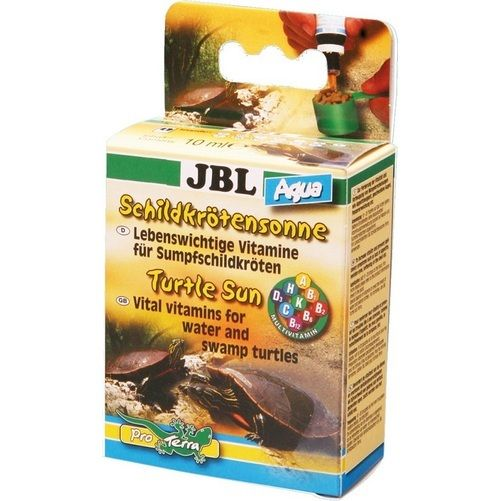 Jbl Multivitamines Tortue D'EAU 10ML