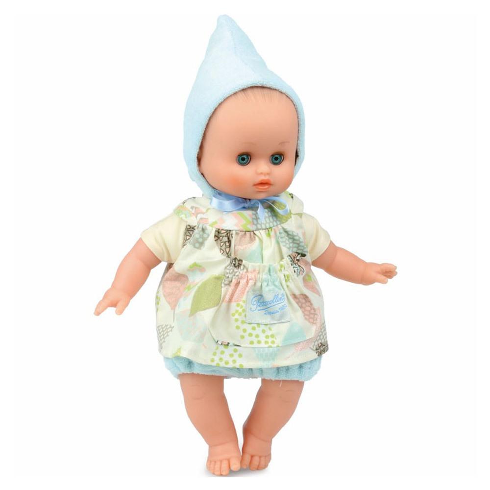 Poupée Petit Calin Ecolo Doll 28 cm : Feuille