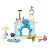 Littlest Petshop - Set de jeu Piscine