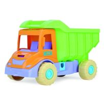 Wader - 2078240 - Dump Truck - Friends On The Move - Couleurs Pastel - 38 Cm