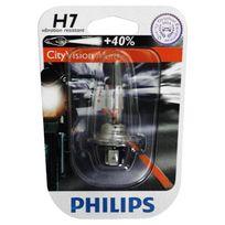 Wacox - Ampoules boite de 10 Type H7 Philips City Vision Moto