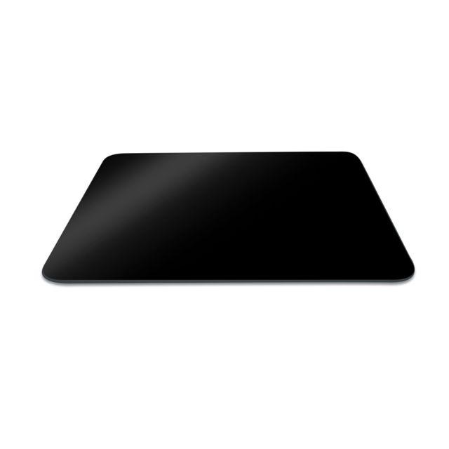 Pebbly Kitchen Planche en verre multifonctions 30 x 40 cm - noir