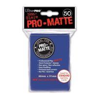 Ultra Pro - matte Sleeves Blue 50 Ct