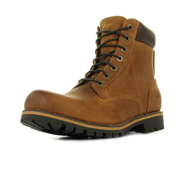 c5109637f35 Timberland - Rugged 6 in Plain Toe Wp Copper Roughcut Wp - pas cher ...