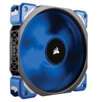 CORSAIR - ML120 Pro LED, Bleu, Ventilateur 120mm à lévitation magnétique