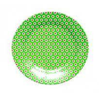 ouvre&deco . Art de la table, Décoration intérieure - Assiette design mélamine Décoration Coquelicot