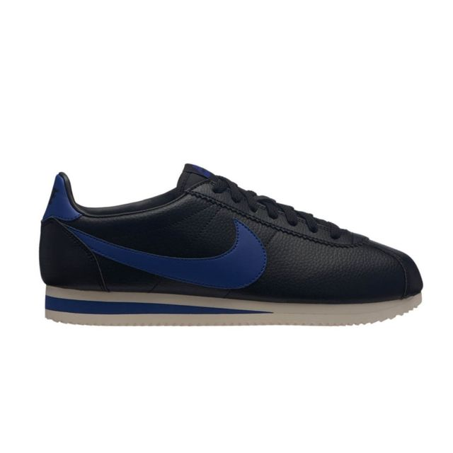 brand new eaa65 f661c Nike - Basket Classic Cortez Leather - 749571-003 - pas cher Achat   Vente Baskets  homme - RueDuCommerce
