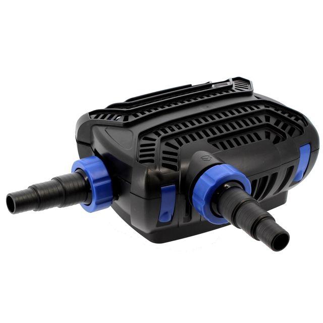 GT GARDEN Pompe de bassin 80 W - Débit max 10000 litres/heure