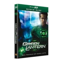 Warner Home Video - Green Lantern Blu-Ray 3D active + Blu-Ray
