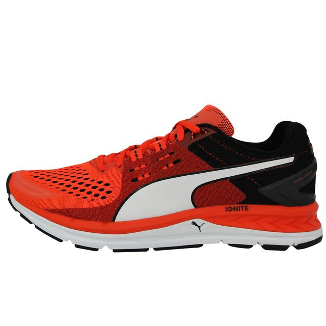 eec3399004c7a0 Puma - Speed 1000 S Ignite Chaussures de Running Homme Orange - pas cher  Achat   Vente Chaussures running - RueDuCommerce